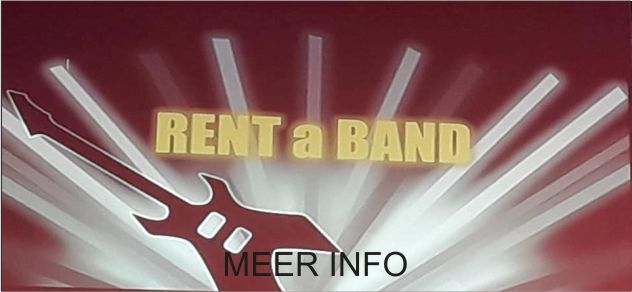 Rent-a-band